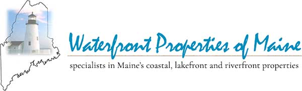 waterfront property for sale in down east maine